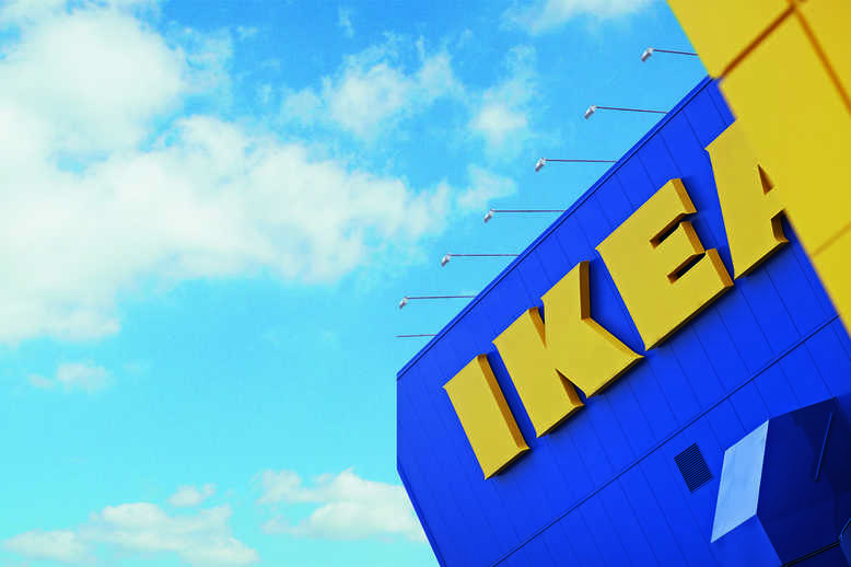 IKEA breaks ground on green 'destination' store for sustainable living | B1withearth